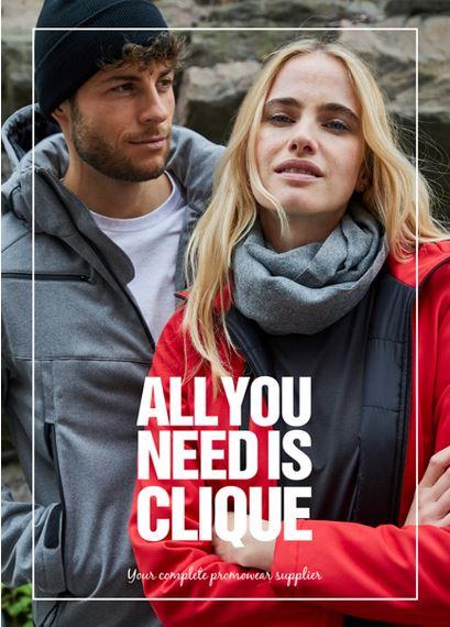 Clique uutuudet